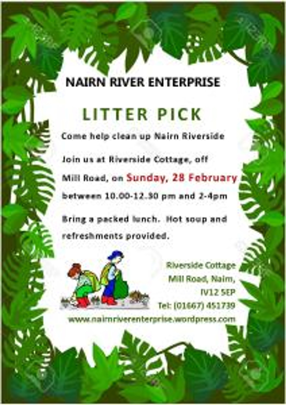 Litter Pick-Up 2