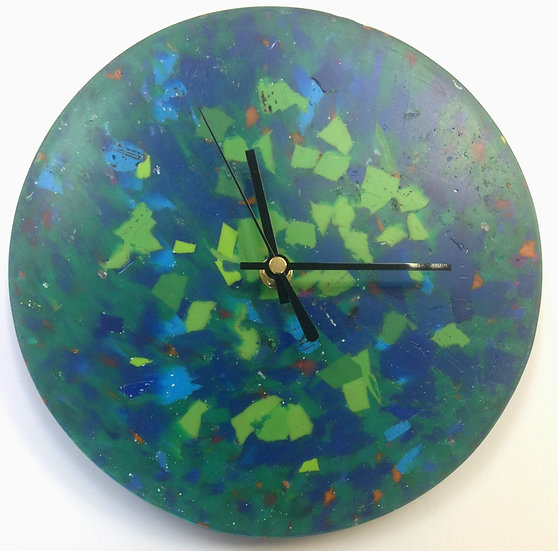 Green Hive Clock