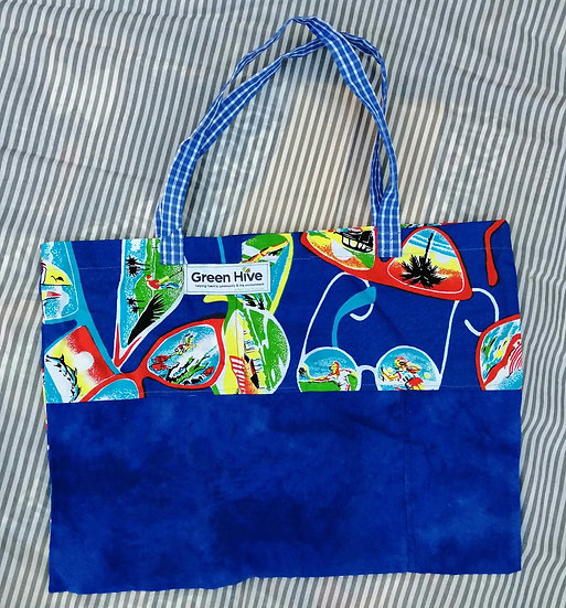 Surf's Up! Shopping Bag