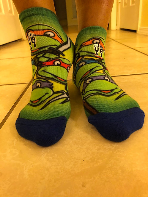 Turtles Ankle Low