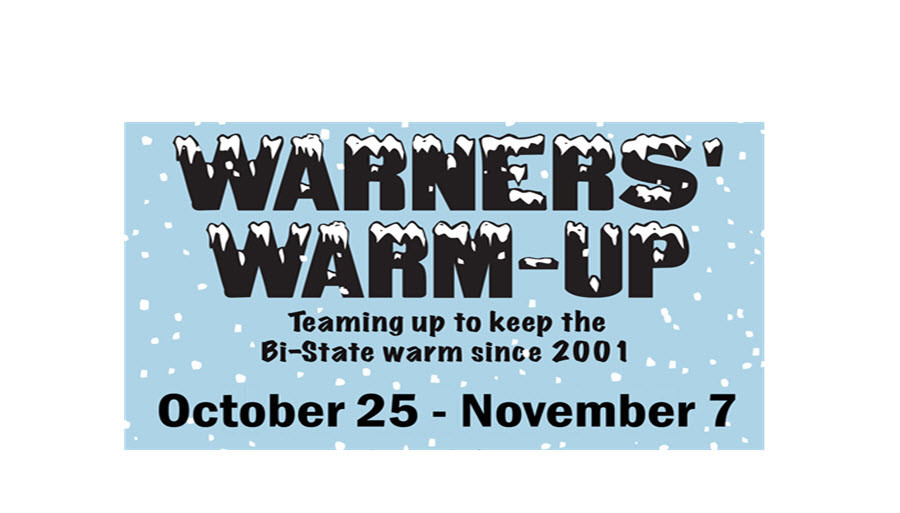 21st Annual Warners' Warm-up Coat Drive in St. Louis