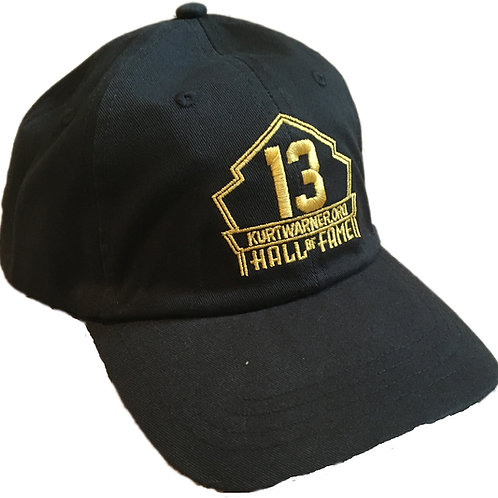 Black Hall of Fame Cap