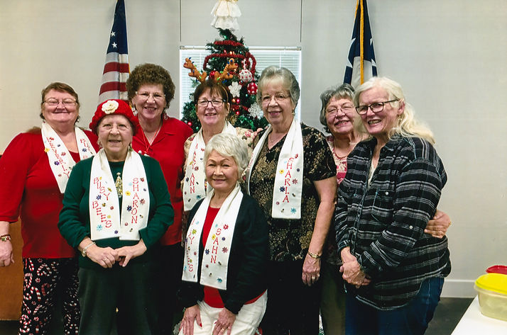 Sewing Group - December 2018