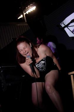 Natalie Jones Lead Vocals