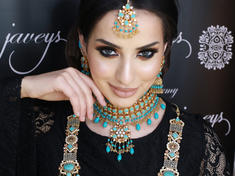 One day Advance Asian Bridal Makeup and Hair styling course