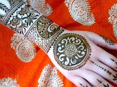 Beginners Henna/ Mehendi course LEVEL 1