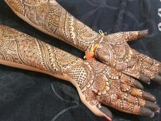 Professional Fast track henna/ Mehendi course LEVEL 2