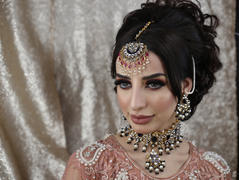 FREE TRIAL WITH BRIDAL MAKEUP