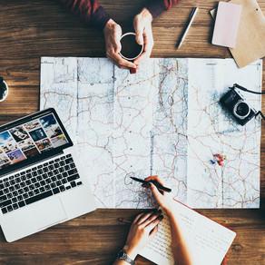 Dicas para planejar uma boa viagem