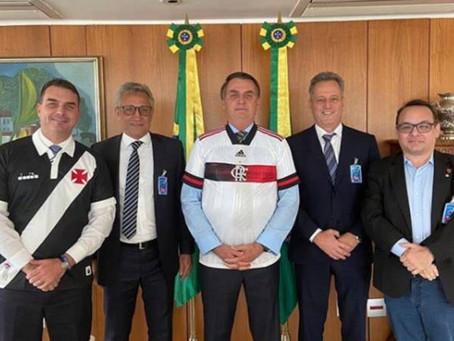 Medida de Bolsonaro expõe o que há de pior no futebol brasileiro
