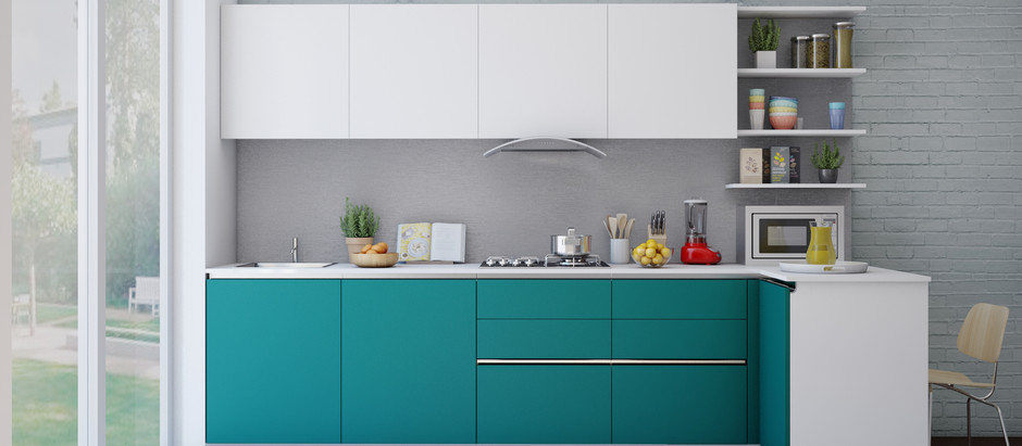 5 Hot Trends To Give Your Kitchen a Makeover On a Budget