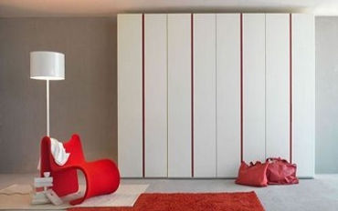 swing door wardrobe interior designers i