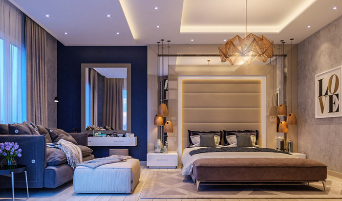 5 Interior Designing Tips to Make Your Bedroom Help You Sleep