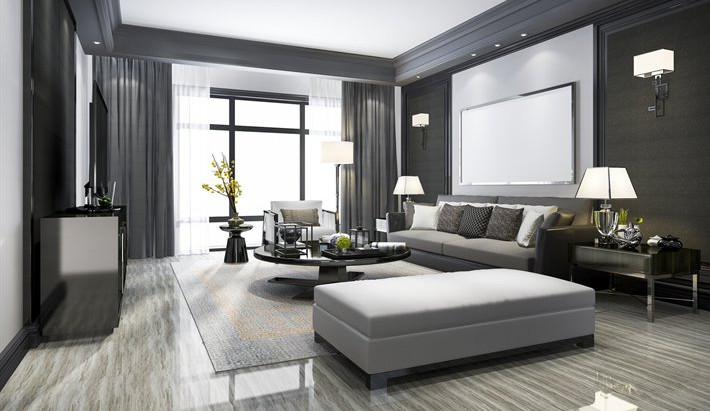 Seven Simple Home Interior Designing Tips to Make Your Home Look Elegant
