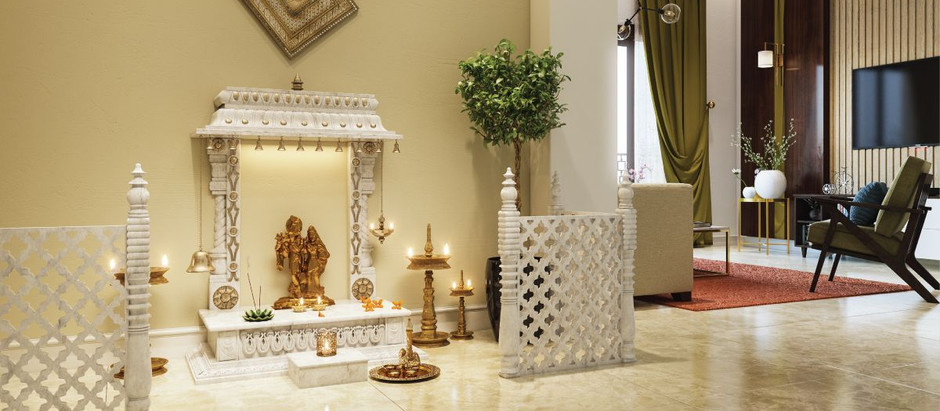 Decor Tips For Your Pooja Room For A Happy Home