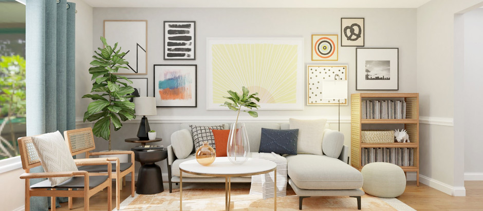 5 Essentials for a Small Living Room