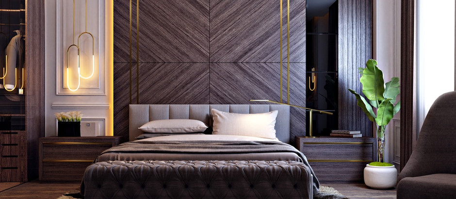 6 Unique Color Combinations To Try For Your Bedroom