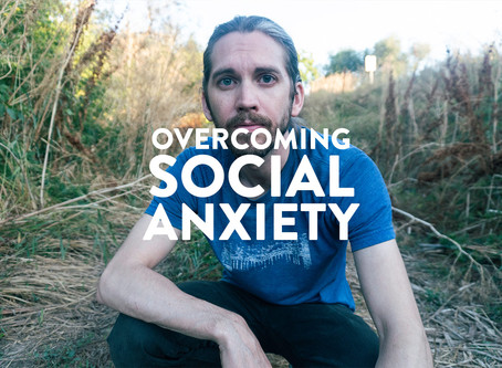 Trying To Overcome Social Anxiety