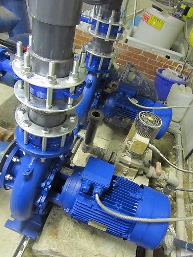 Pump supply
