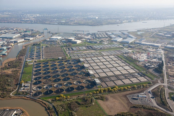 Pumping 11bn litres of sewage EVERY DAY