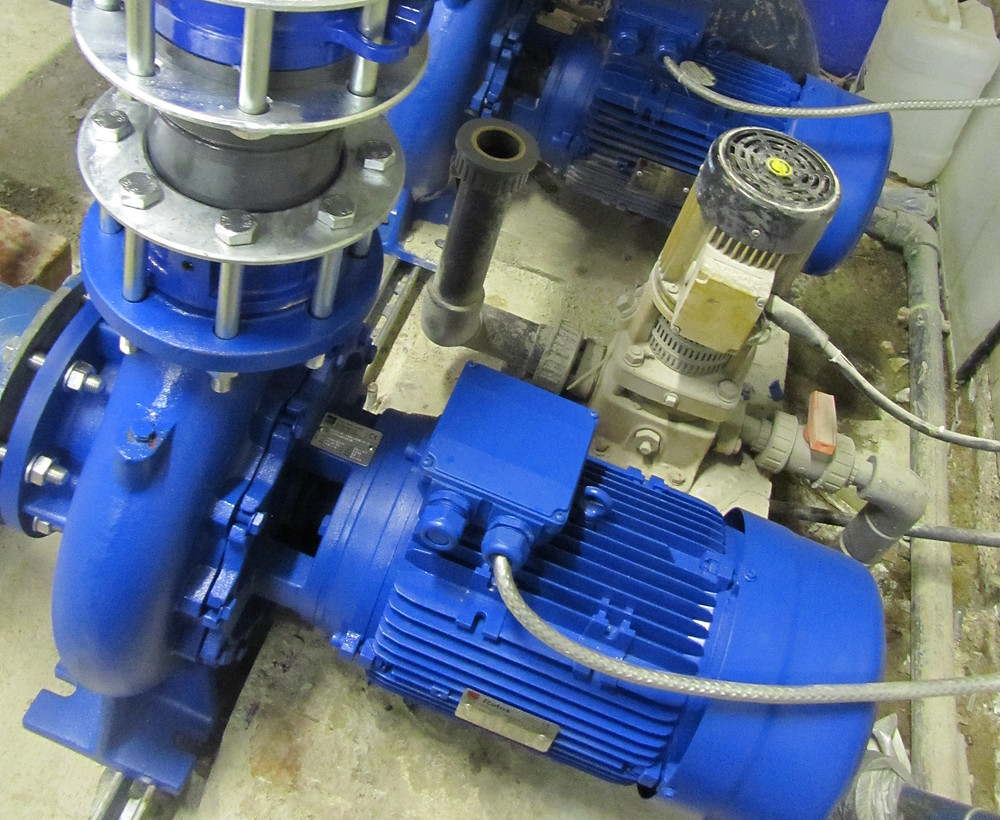 Specifying replacement pumps
