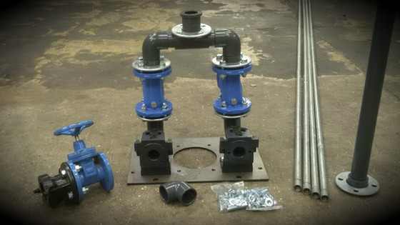 The Pump Station Replacement Kit