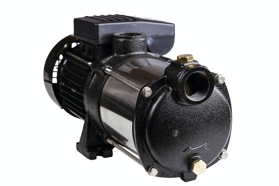 What is a multistage pump?