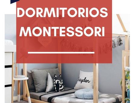 DORMITORIOS MONTESSORI - IDEAS CREATIVAS :)