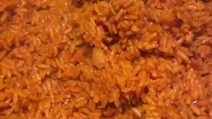 Corned Beef Jollof