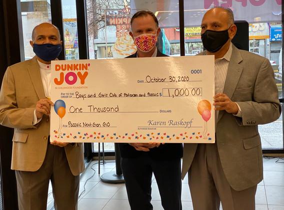 Joy in Childhood Donation in Passaic, NJ