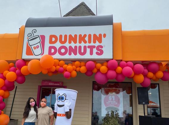 RHOJ at Belmar, NJ Dunkin