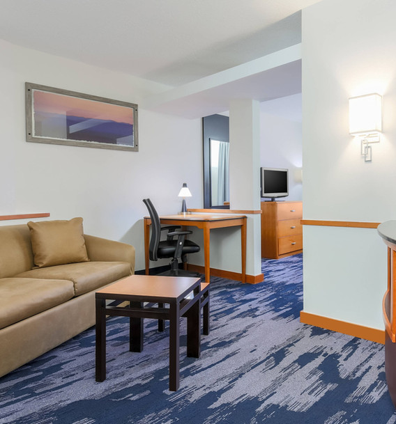 Suites Living Area