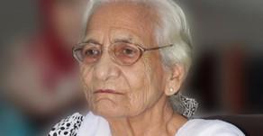RECOGNIZING THE LEGENDARY EDUCATIONIST, NASRA WAZIR ALI (S.I.)