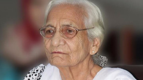 RECOGNIZING THE LEGENDARY EDUCATIONIST, NASRA WAZIR ALI (S.I.)