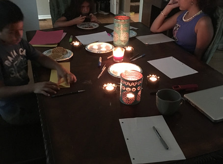 Homeschooling Different Ages - Part 2: A disclaimer