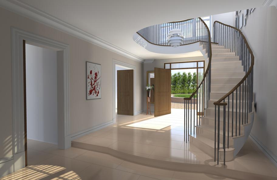 SBA 108 Fairmile Lane - New Stairs2.jpg