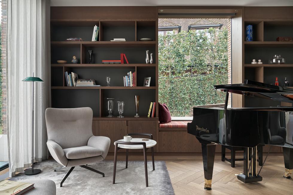 Arts House Music Room