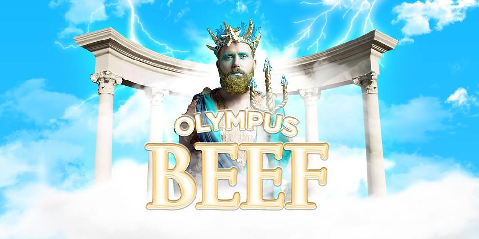 FEB 9: OLYMPUS BEEF