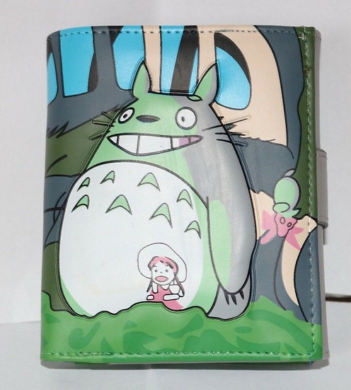 My Neighbour Totoro anime Wallet! High quality!