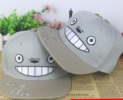 My Neighbour Totoro Snapback Hat! High Quality!