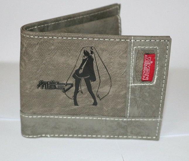 Hatsune Miku Wallets! Bifold Wallets! High quality!