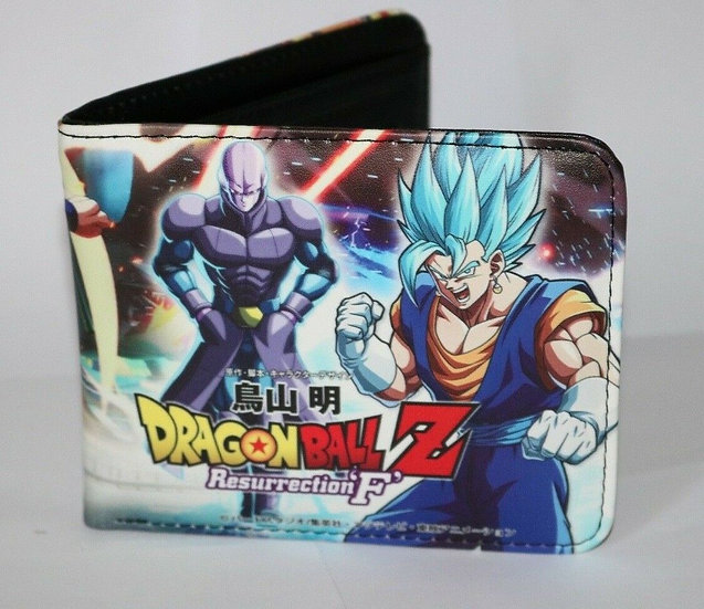 Dragonball Z Anime Wallets! Bifold Wallets! High quality!