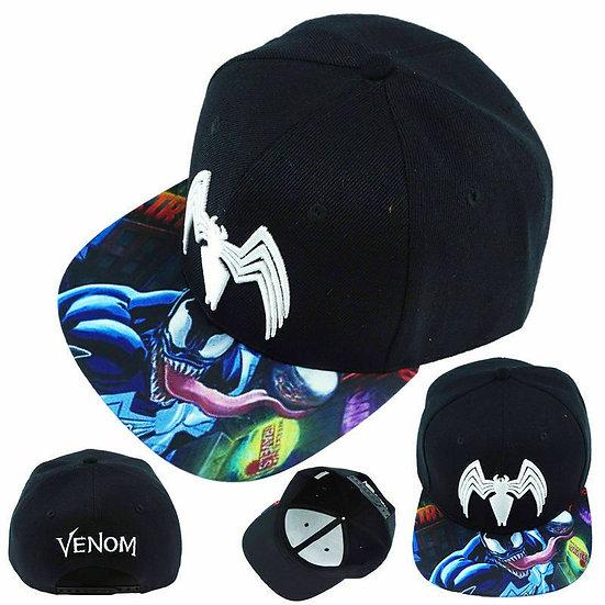 Venom Snapback Hat! High Quality!