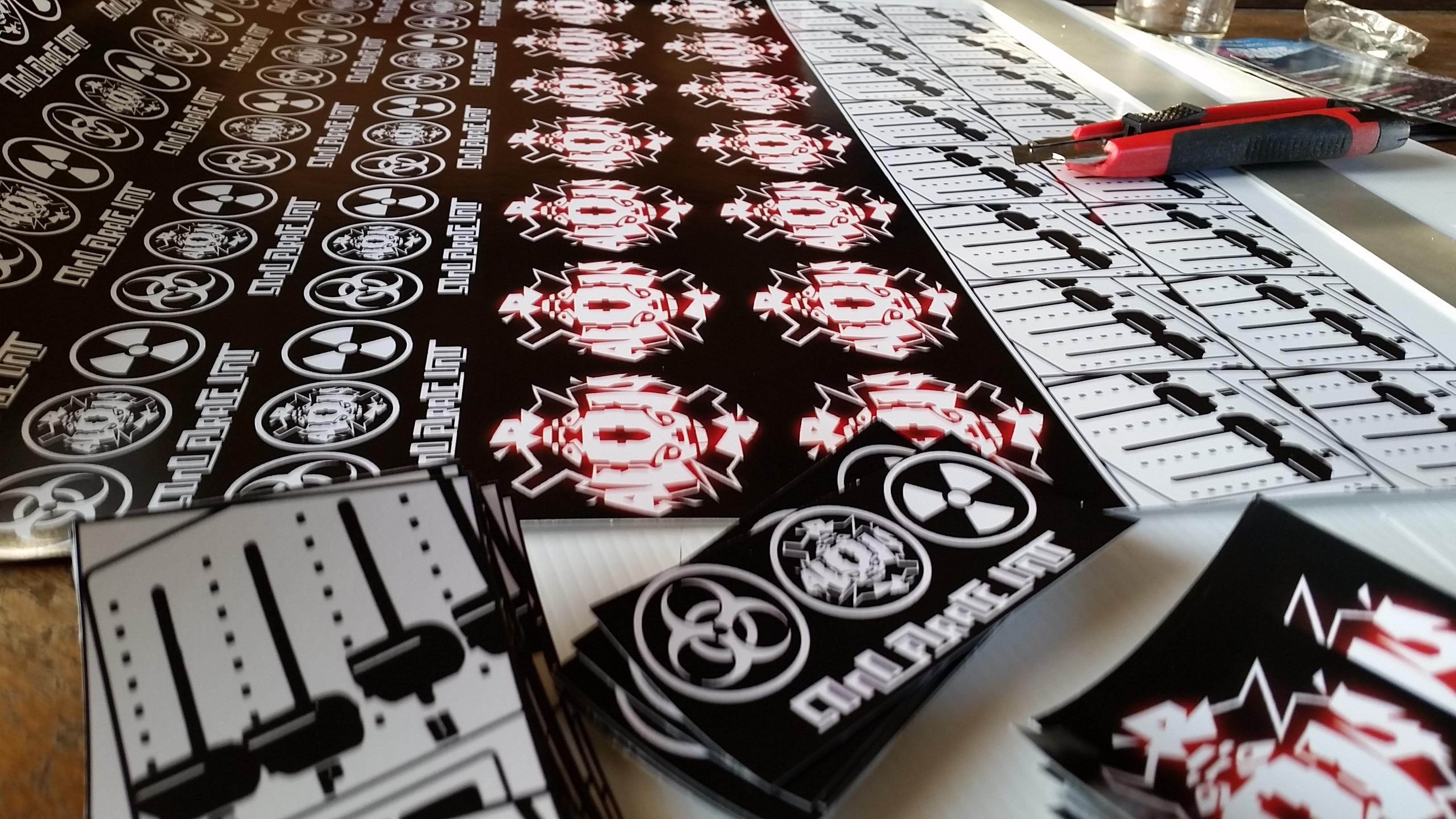 stickers spuvrak