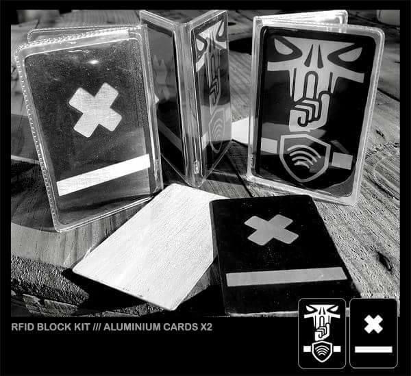 PACK BLOCK KIT CARD