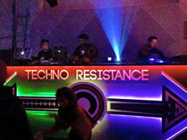 Techno Resistance Party