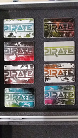Cartes Pirate Collection