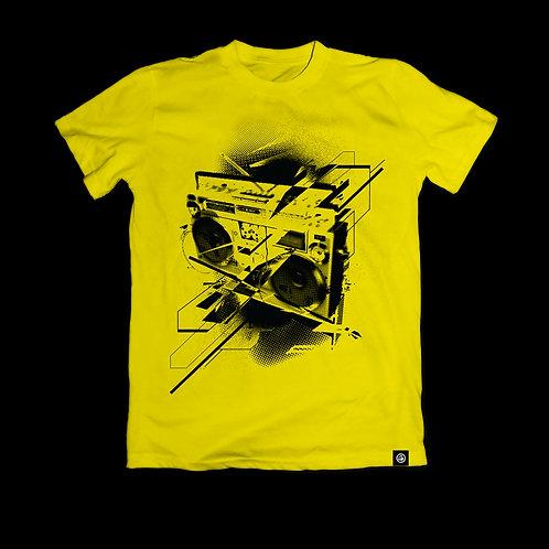 T-shirt GHTTBLSTR Yellow