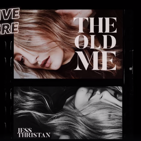 Premiere | The Old Me - Jess Thristan