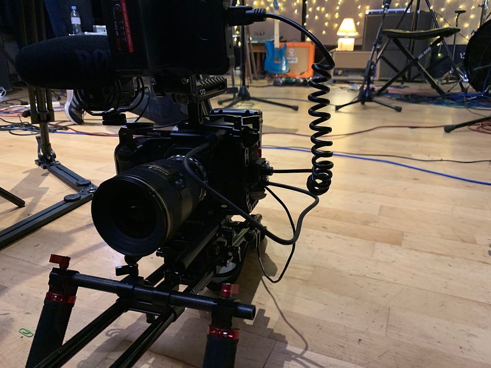 video production company, on location, north harley films, on set, music video production, behind the scenes